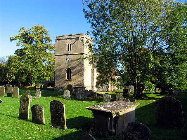 Church at Chaddleworth