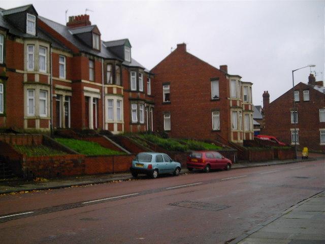 Proud Terracing on Sunderland Road