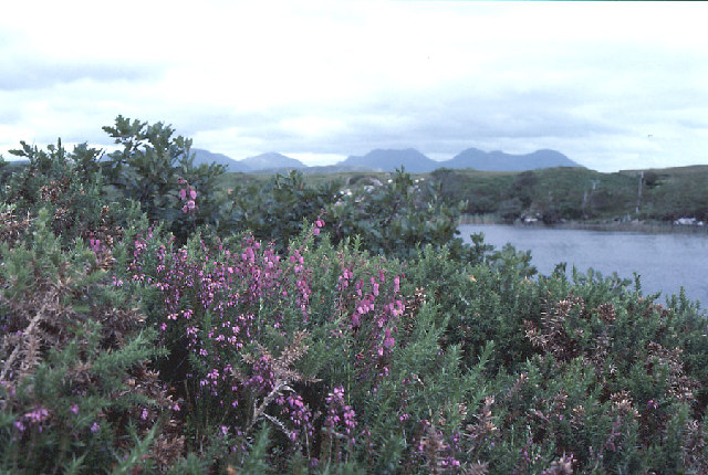 Derrywaking, Connemara.
