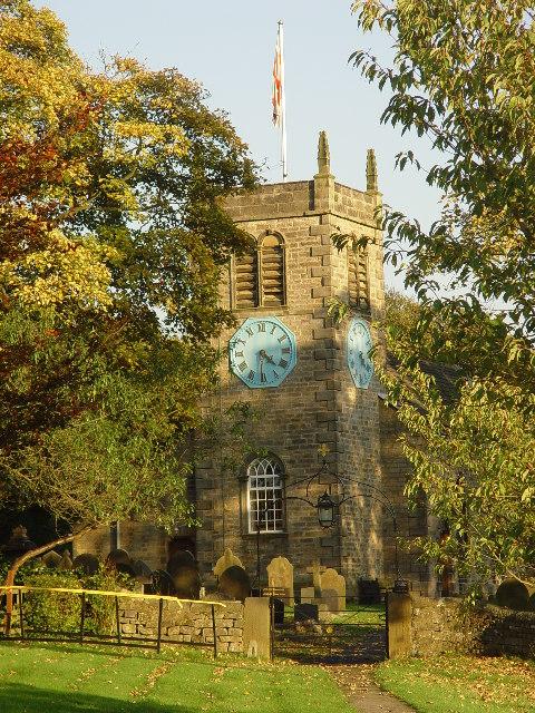St Peter's Church, Addingham
