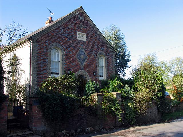 Wesleyan Chapel at Brightwalton Green