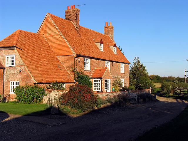 Farmhouse near Winterbourne