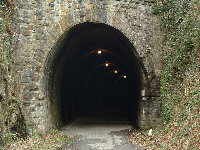 Tarka Trail: Landcross tunnel