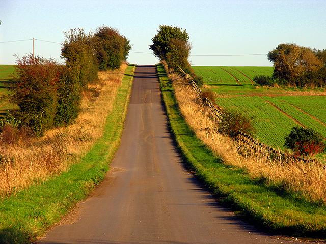 Lane to Penclose Farm