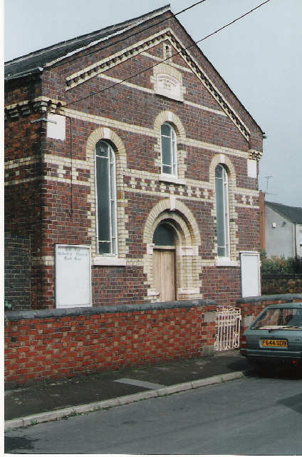 Scot Hay Methodist Chapel