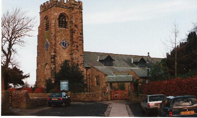 St Mary's Church, Goosnargh