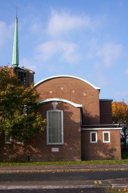 St Aidan's church, Speke, Liverpool