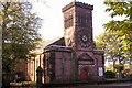 SJ3886 : St Anne's church, Aigburth, Liverpool by S Parish