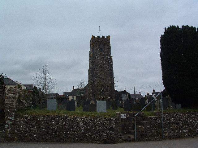 St Peter's Church, West Buckland