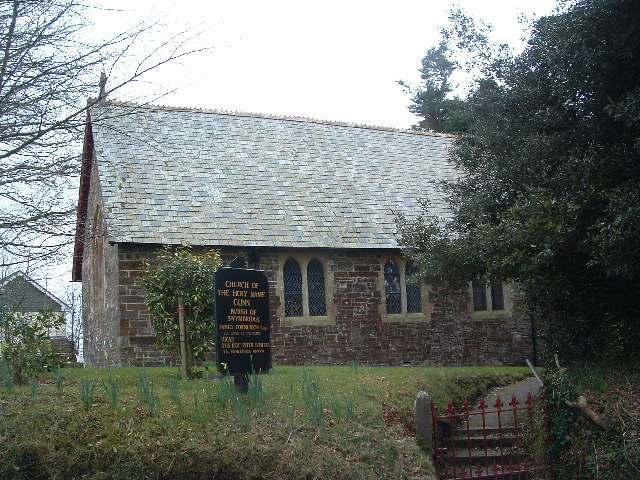 Church of the Holy Name, Gunn