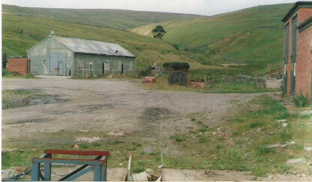 Burtree Pasture Mine (disused)