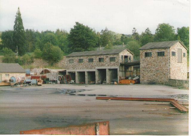 Allenheads Mine (disused)