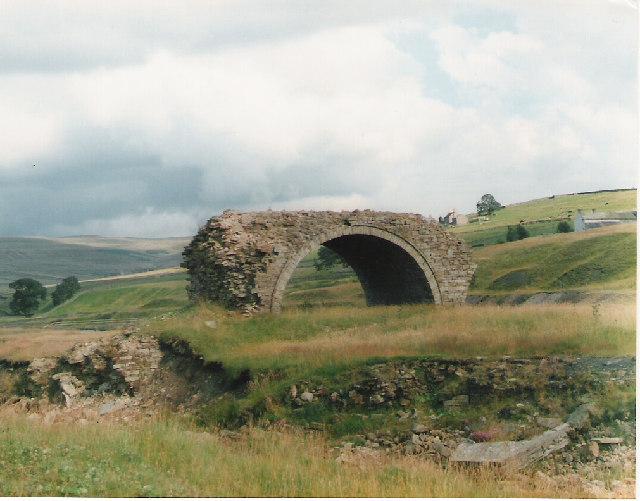 Smelt Mill Flue Arch