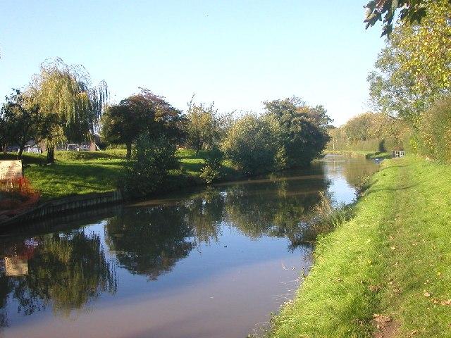 Watford Gap - Grand Union Canal