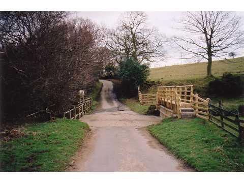 Ford near Hamsterley
