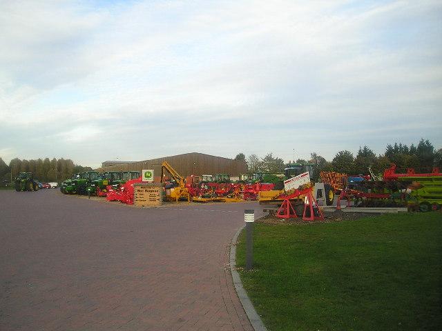 Terrific Tractors