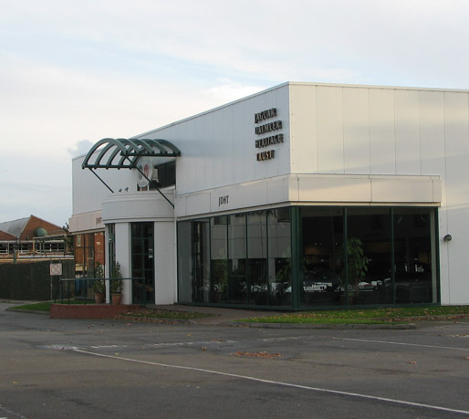 Jaguar's Heritage Centre, Coventry