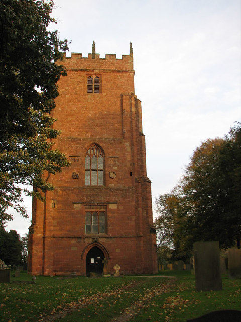 St. Mary the Virgin, Astley