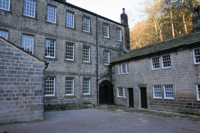 Gibson Mill Visitor Centre, Hardcastle Crags