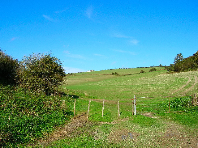 Downland near Lewes