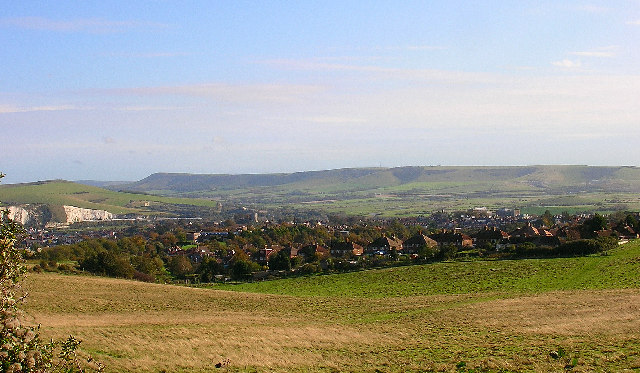 Site of the Battle of Lewes 1264