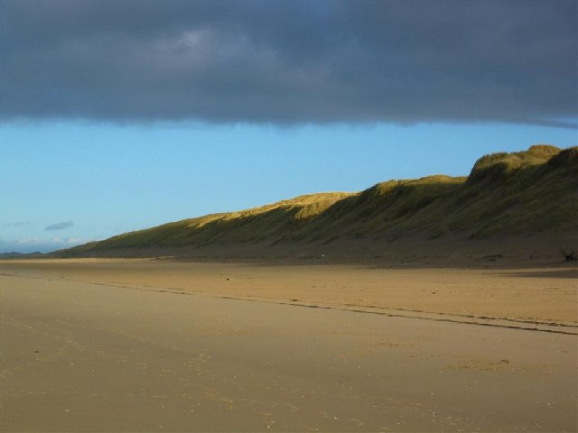 Ainsdale Beach and Sand Dunes