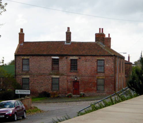 The former Ferry Inn (aka Angel) at Whitgift