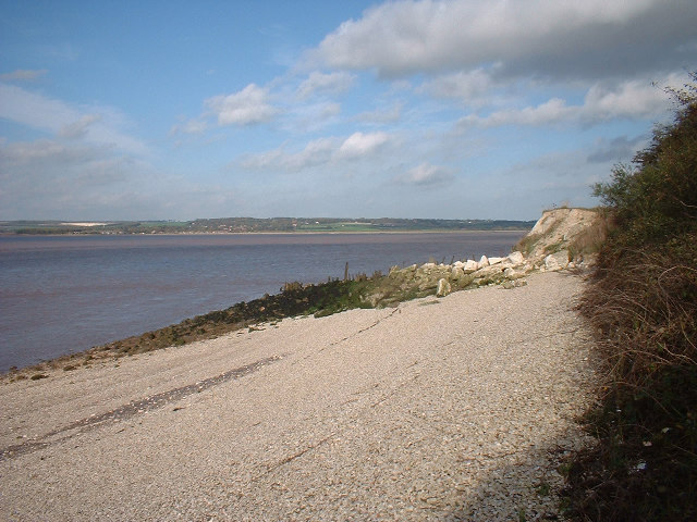 South Ferriby Cliff - Beach