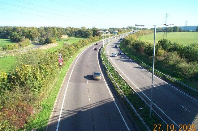 Watford: Stephenson Way