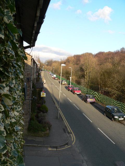 Railway Road, Brinscall