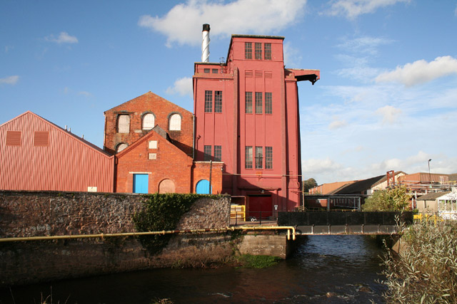 Bradninch: Devon Valley Mill