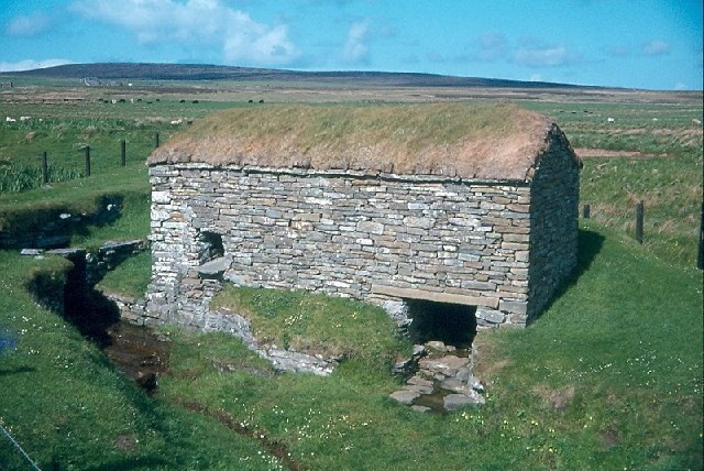 Click Mill, Dounby, Orkney
