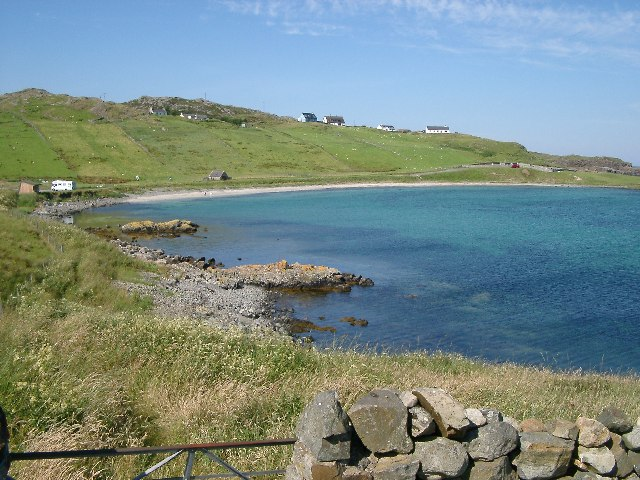 Scourie Bay and surrounds