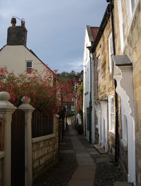 Cottages at Robin Hood's Bay