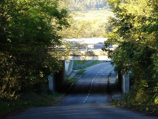 M20 and Rail Link Bridges