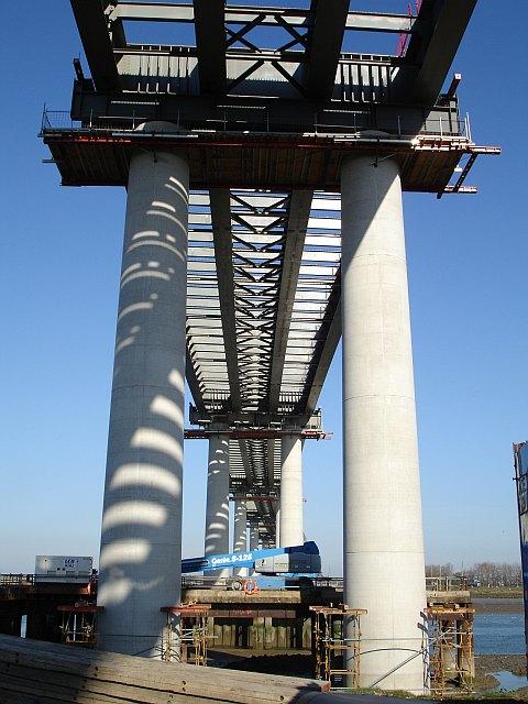 New bridge - north view