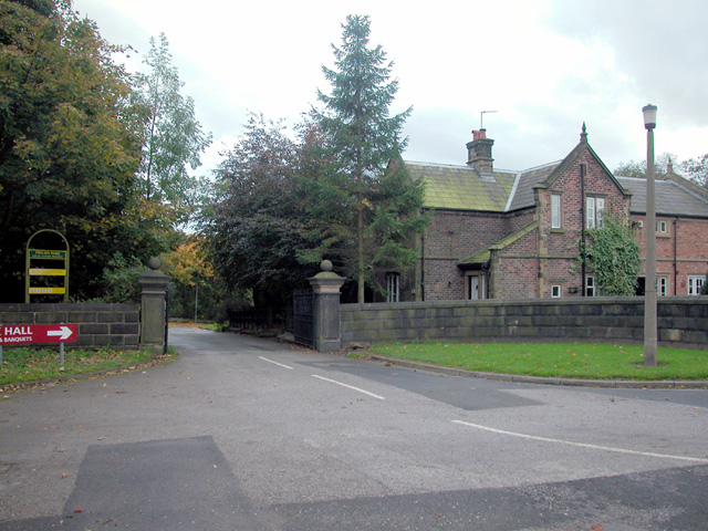 North Lodge Philips Park