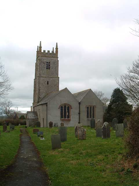 St Peter's Church, Dowland