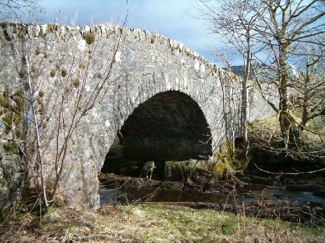 Clachandubh Bridge
