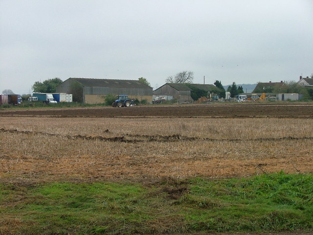 Farm Buildings (Holdings Farm?)