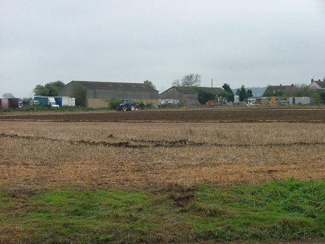 Farm Buildings (Holdings Farm?)