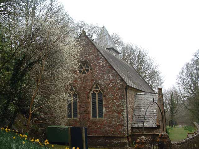 St Anne's Church, Buck's Mills