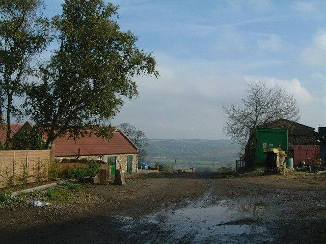Old Ravensworth Farm