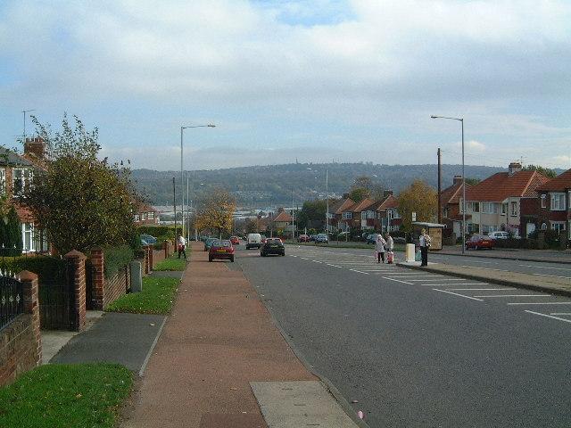 Lobley Hill