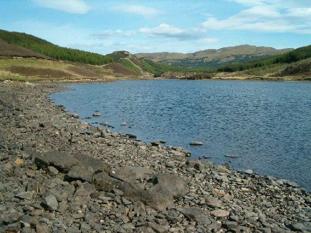 Loch an Losgainn Mor, Mid Argyll