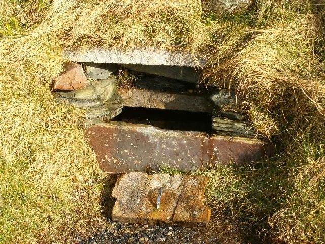 Roadside well at Port Wemyss, Isle of Islay