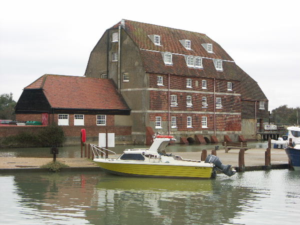 Ashlett Mill, Hants