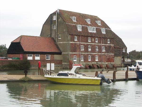 Ashlett Mill, Hants