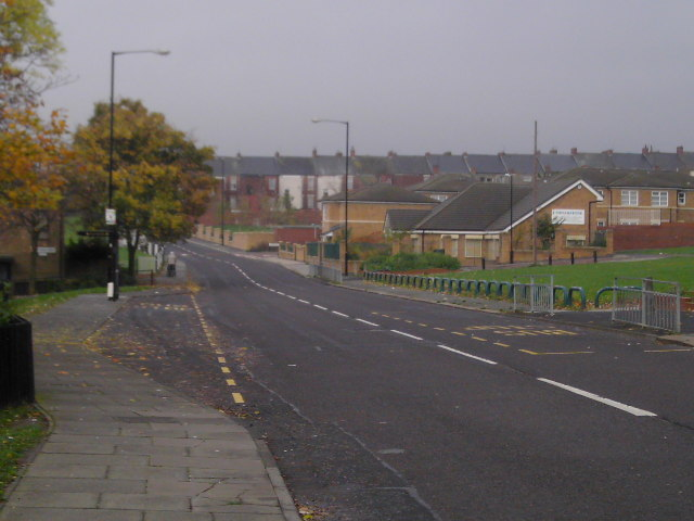Armstrong Road