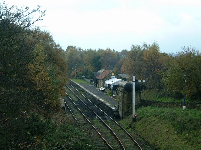 Andrews House Railway Station